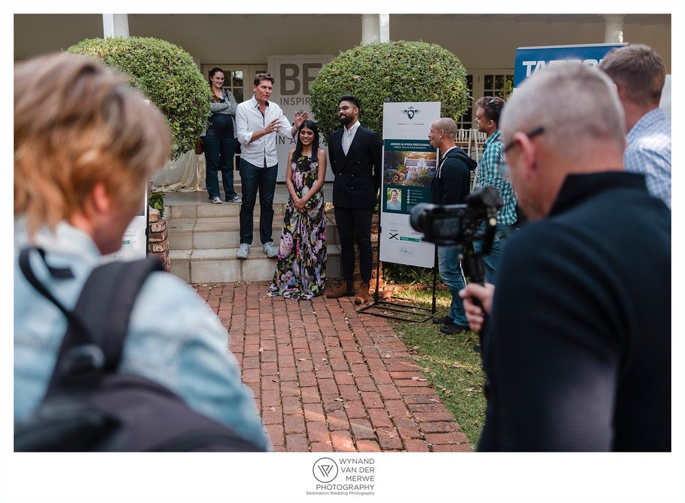 Be Inspired - Admired in Africa Conference 2018