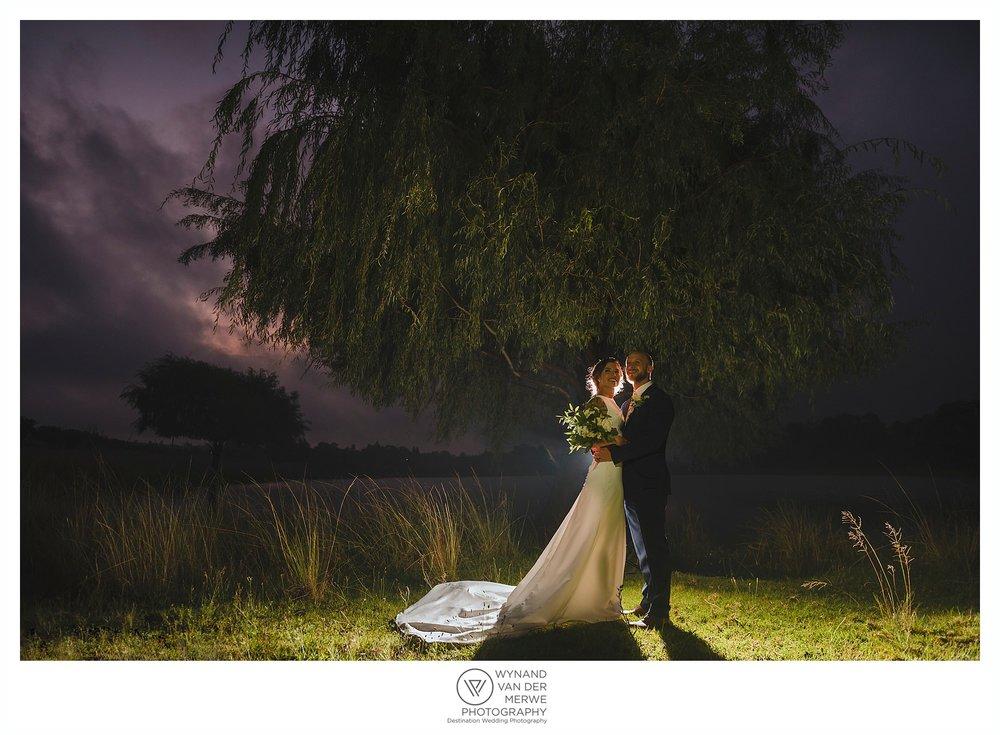 Beautiful wedding of KlaasJan & Mareli