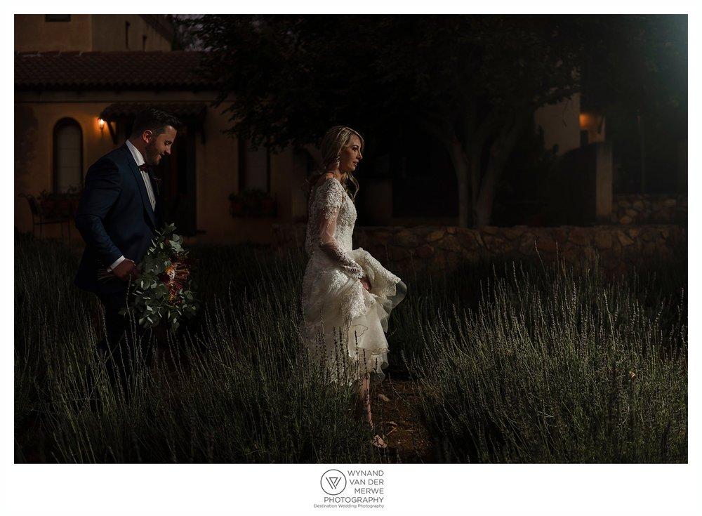 Gorgeous wedding at Avianto