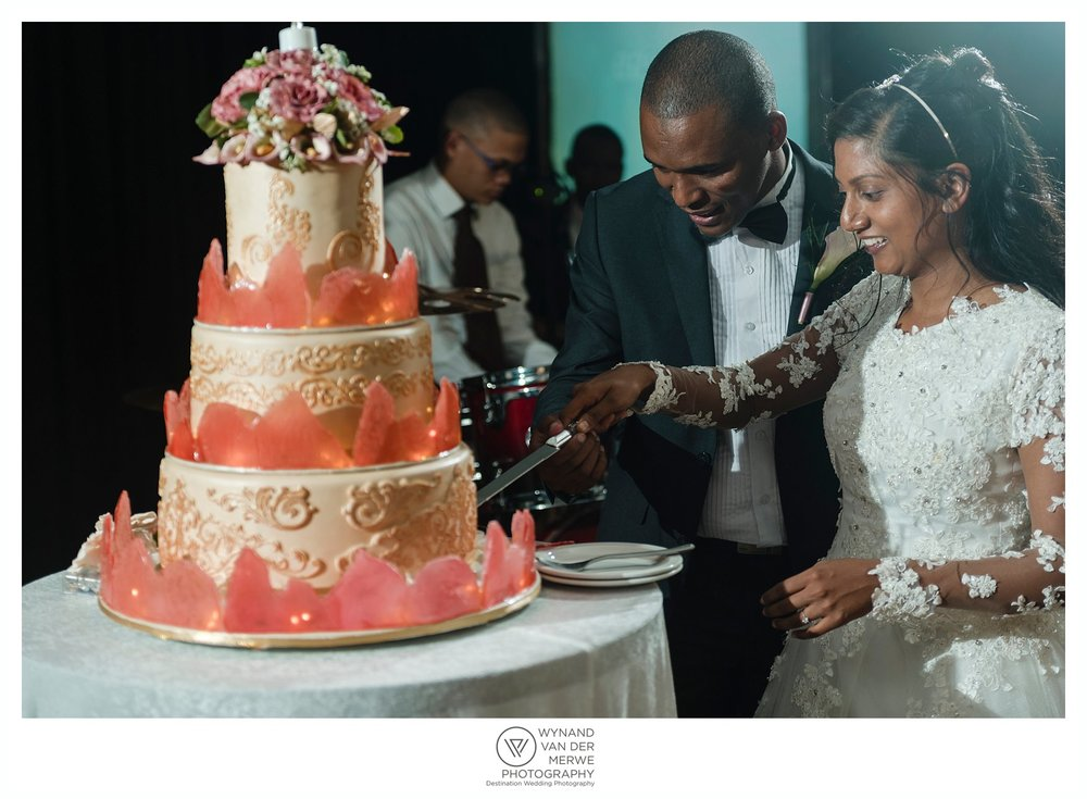 Timothy & Jehdene's beautiful wedding
