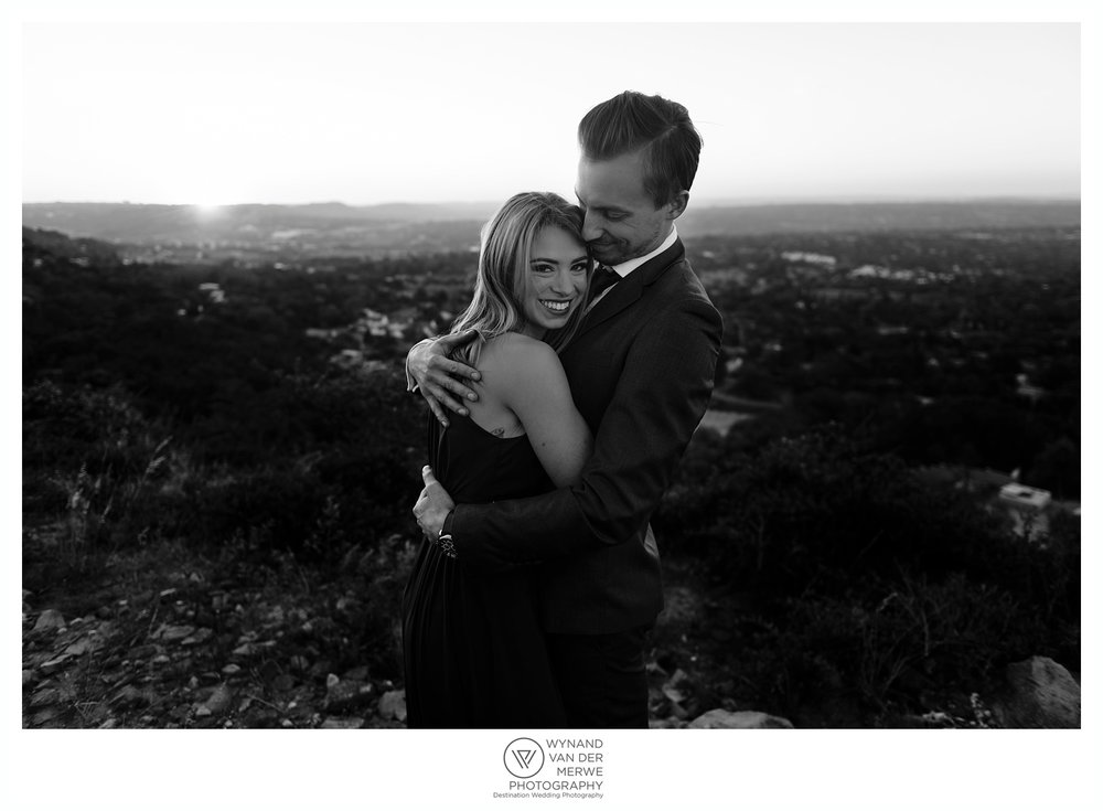 Super Stylish Johannesburg Engagement Shoot