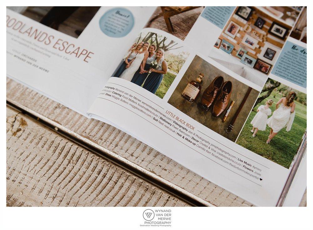 Wedding Album Magazine feature