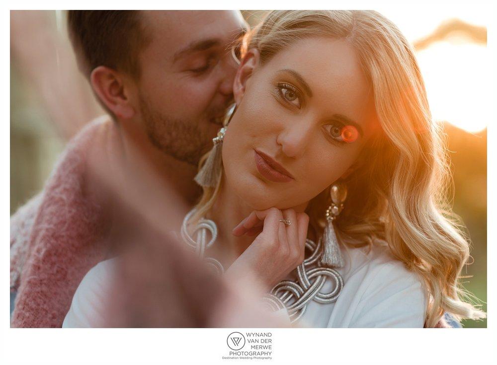 Couple shoot at Shepstone Gardens