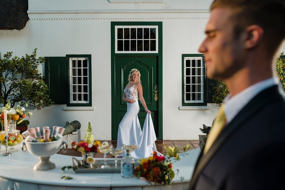 Styled Shoot at The Gables Venue