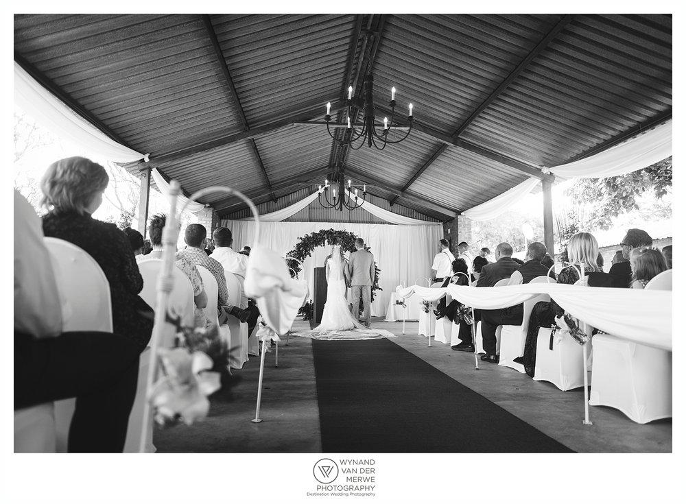 Wicus and Liesl's wedding at Tutuwedzo Lodge