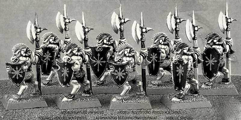 Warhammer Age Of Sigmar Blog Beastmen Miniature Models