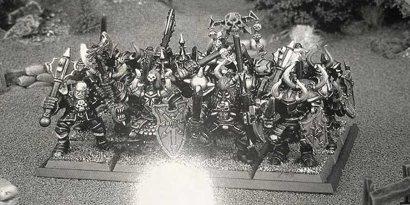 Warhammer Age of Sigmar Blog - Chaos Warriors