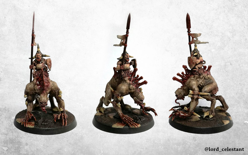 Flesh-eater Courts, Warhammer Age of Sigmar