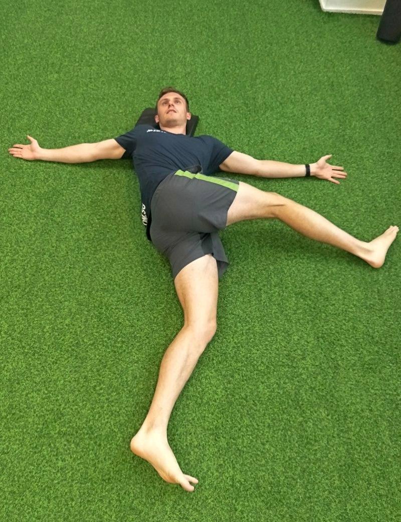 2.Leg-over rotations.