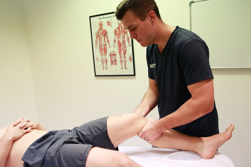 A Physiotherapist can assess and diagnose the cause of pain, find the most effective way to alleviate it, and help to prevent reoccurrence.