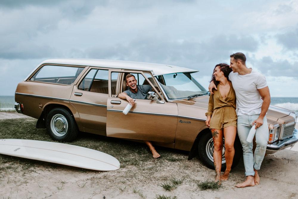 A Byron Bay Brand Shoot - Gutsy Life Byron Bay