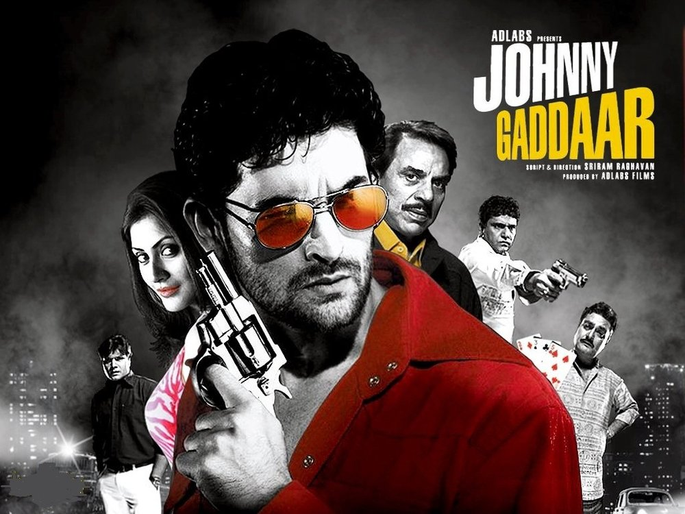 Johnny Gaddaar Poster 2.jpg