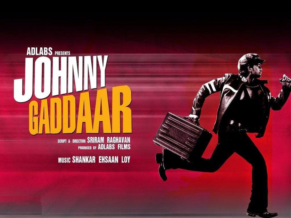 Johnny Gaddaar Poster 4.jpg
