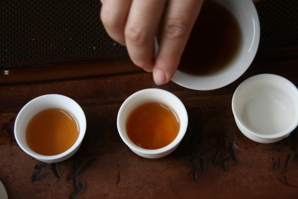 Tailor-made Tea Tasting for Two -
