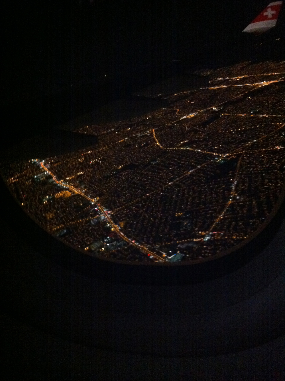 Goodbye New York City!
