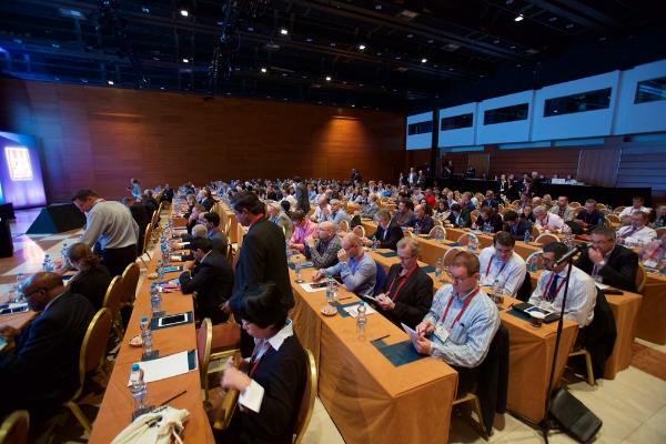 medical symposium delegates
