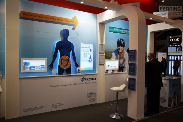 custom exhibition stand