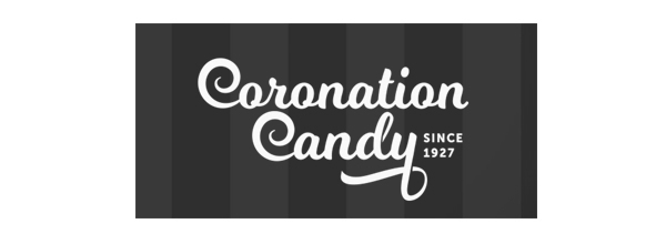 coronation candy logo