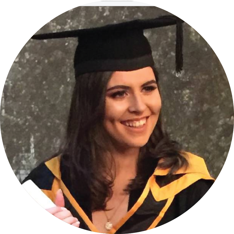 Kelly Conlon - Is graduated with a business degree from Trinity College Dublin and soon became nu's social media Queen. She currently specialising in SEO having worked at Starcom media agency and now Wavemaker.