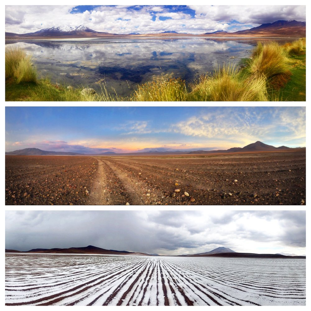 We experienced all four seasons in one day! In this 3-day tour, you reach 5,000 meters in elevation, so beware if you get altitude sickness like me (I found out the hard way)! Still worth it.