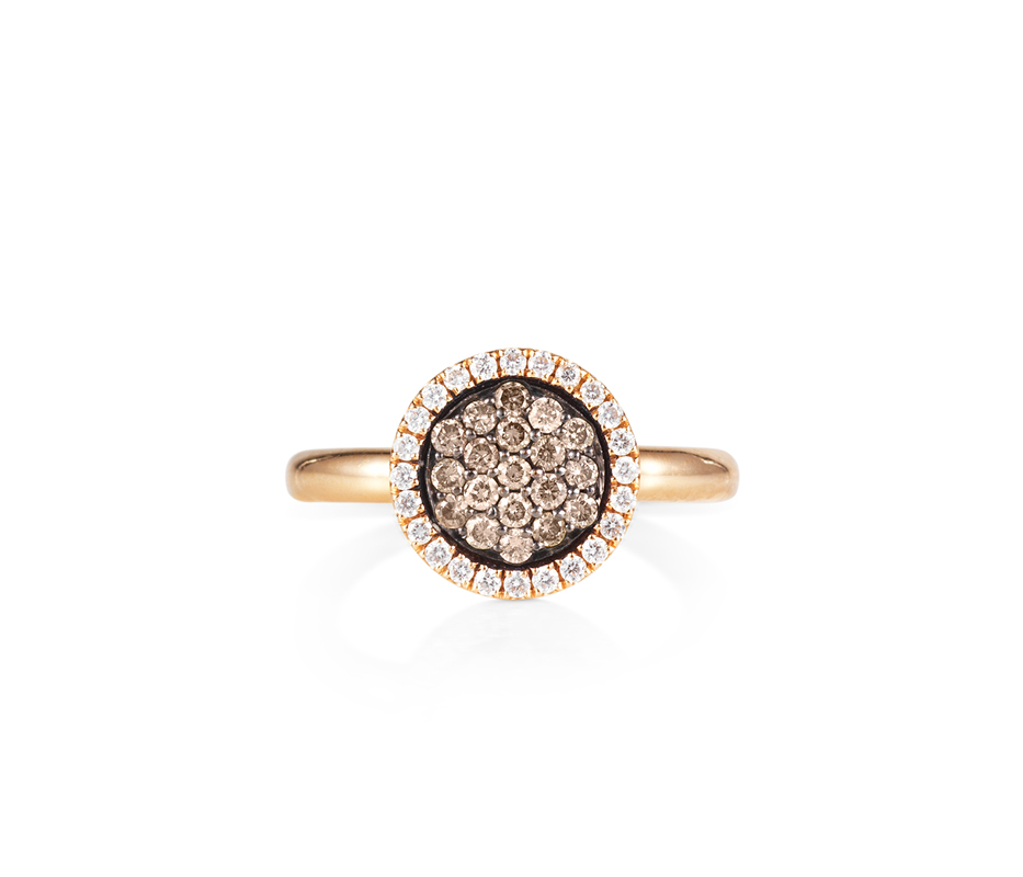 Venezia Rose Gold Ring – Small