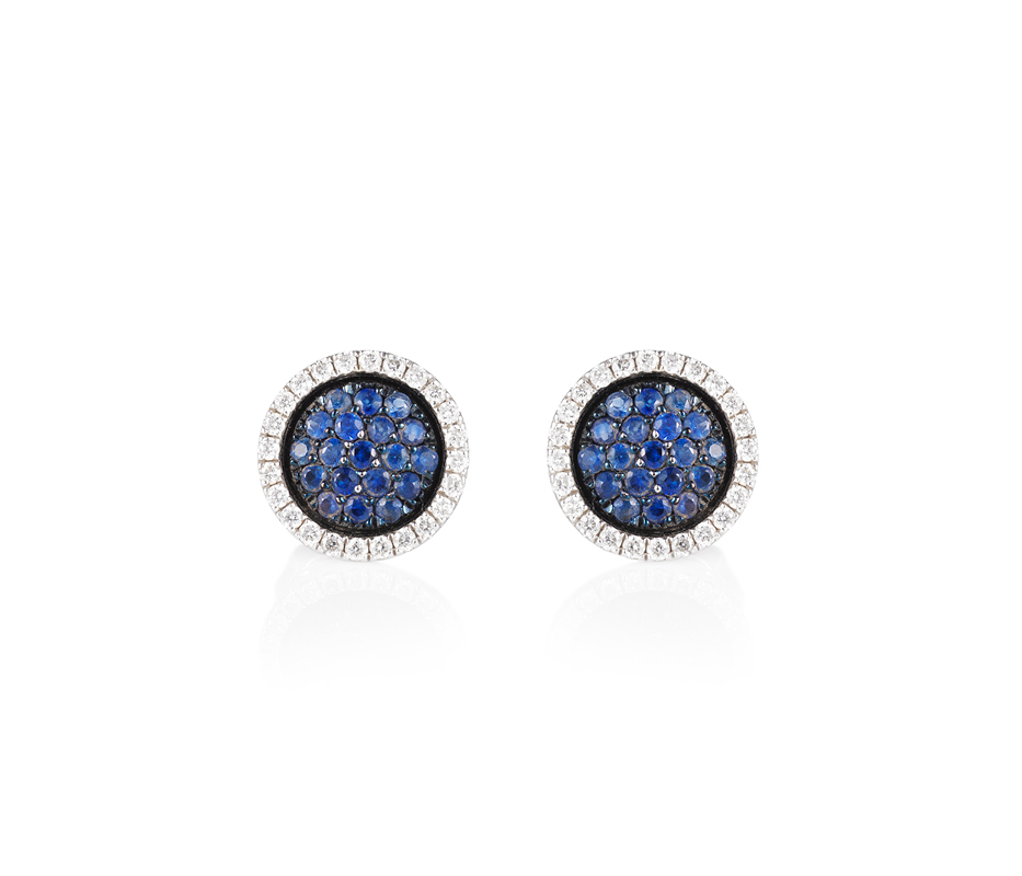 Venezia Sapphire Earrings