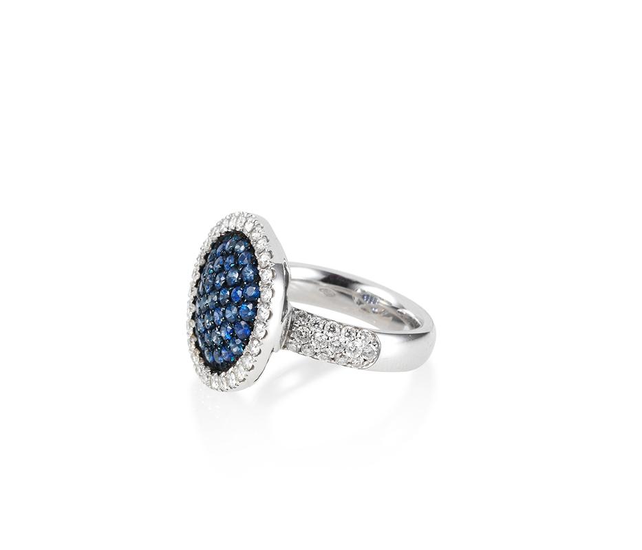 Venezia Sapphire Ring – Medium