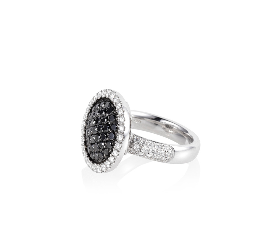 Classic Venezia Cocktail Ring