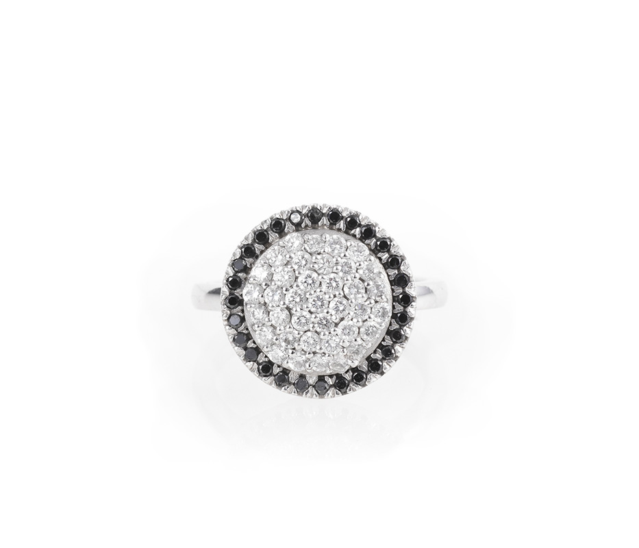 Classic Venezia Cocktail Ring – Small