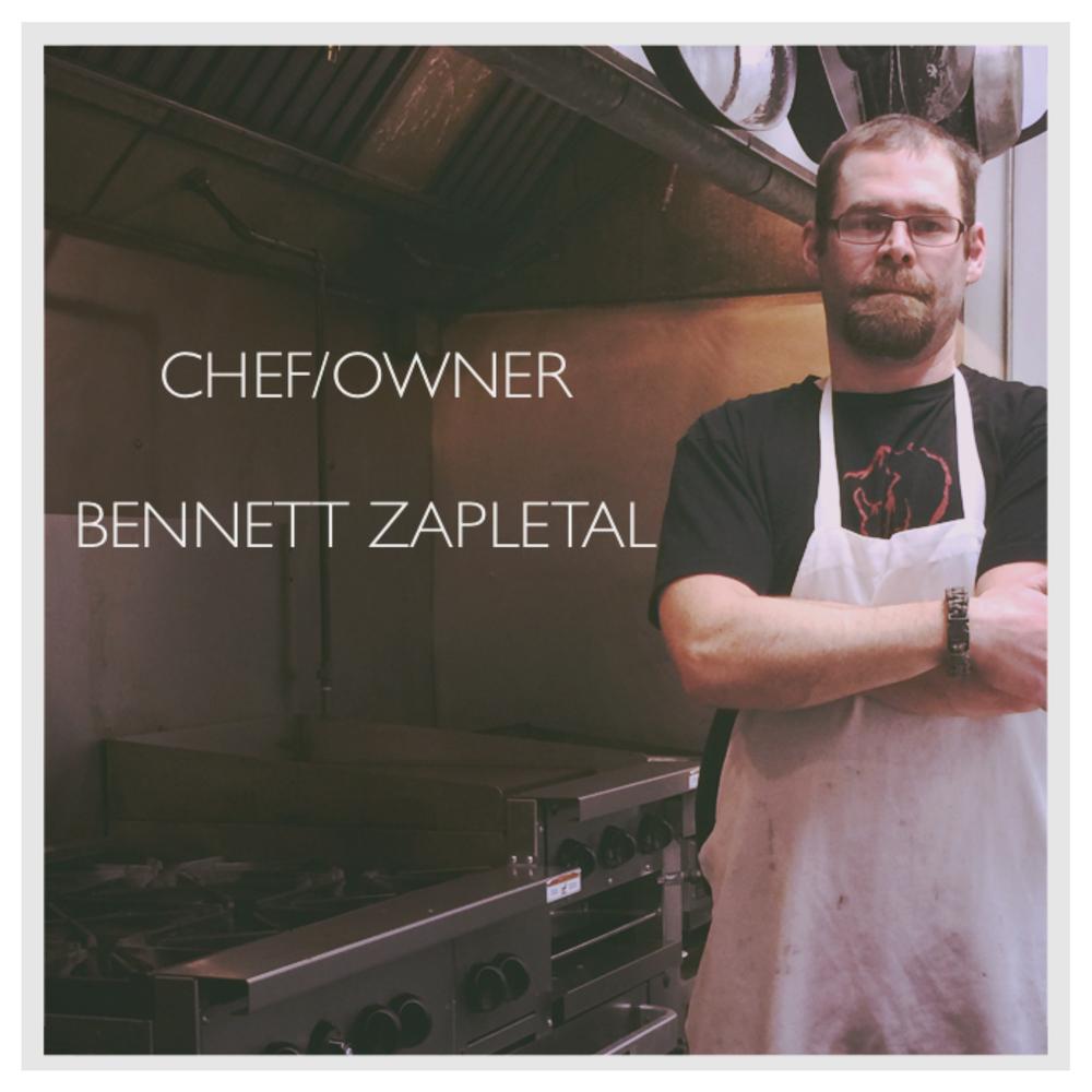 Bennett Zapletal ......