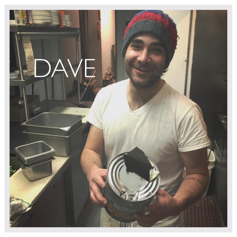 Dave Webster....