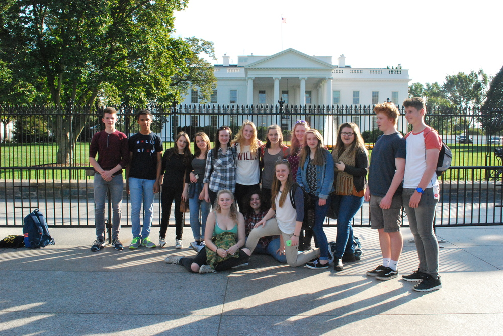 <b>USA Exchange October 2015</b><br/>Visit to Washington