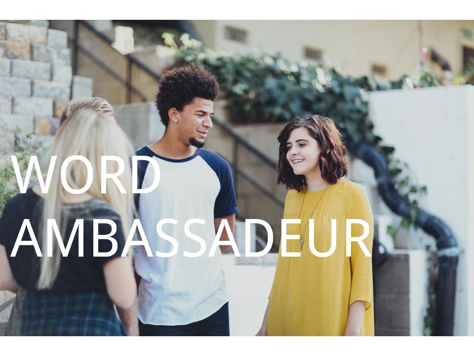 Word Sharing City Ambassadeur: ben je bezig met een deeleconomie-project in jouw stad of wijk? Wil je mee een trekker zijn in jouw stad of gemeente? Laat het ons weten en deel je ervaringen met de rest van Nederland.