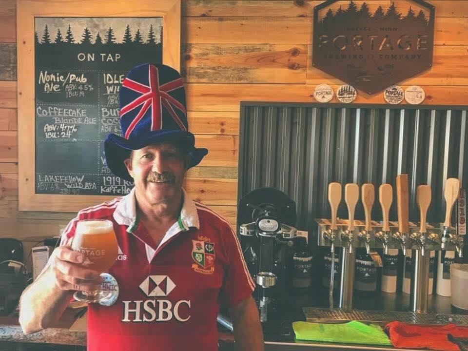 Simon / Beertender