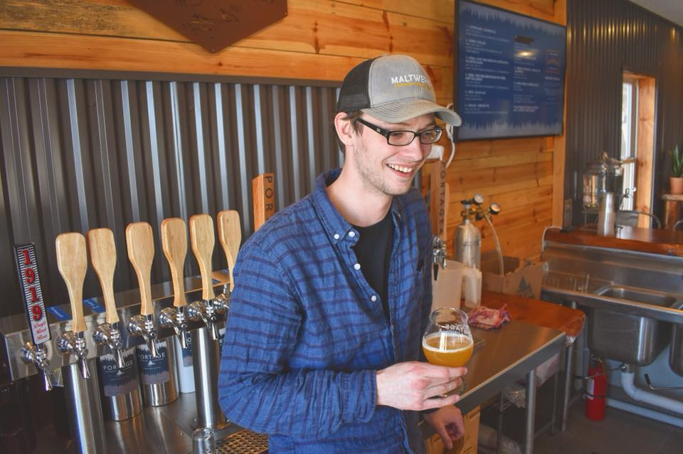 Rob / Brewing + Serving