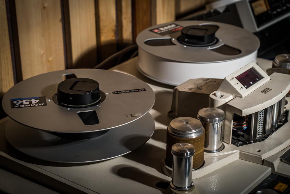 "Otari MKII 24 Track 2"" Tape Machine"