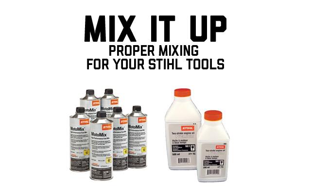 Delightful Mix It Up U2013 How To Fuel Your STIHL Tools U2014 Philbrick Farm U0026 Garden Equipment