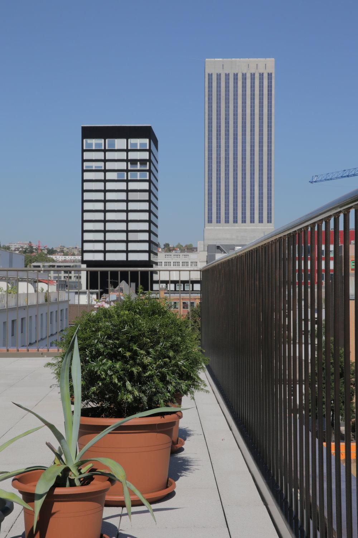 Dachgeläner, Josefstrasse 206, 8005 Zürich