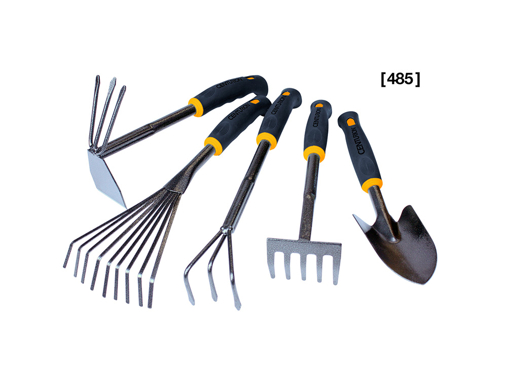 Hammerstone 5-Piece Garden Tool Set [ 485 ]