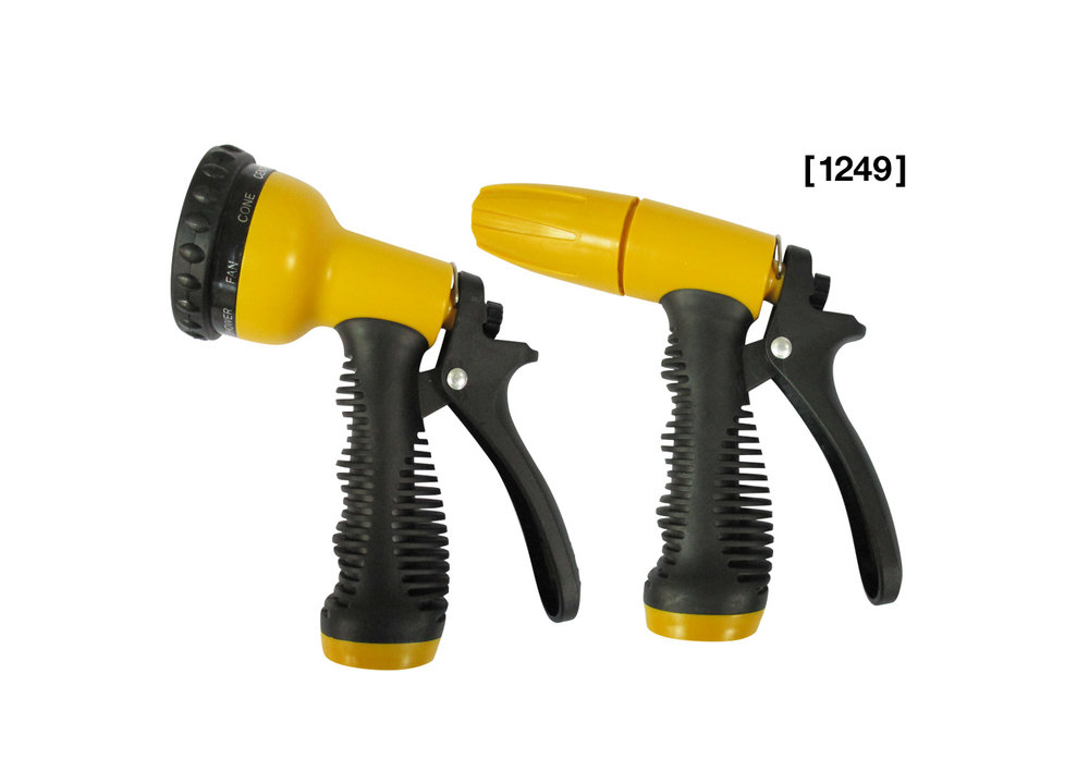 2-Piece 7-Way & Twist Watering Nozzle [1249]