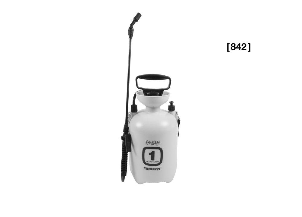 1 Gal. Multi-Purpose Garden Sprayer [ 842 ]