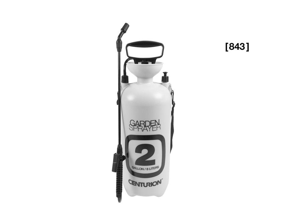 2 Gallon Multi-Purpose Garden Sprayer [843]