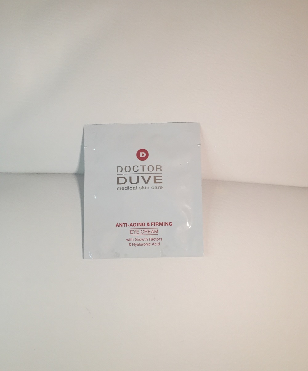 Doctor Duve Anti-Aging & Firming Eye Cream