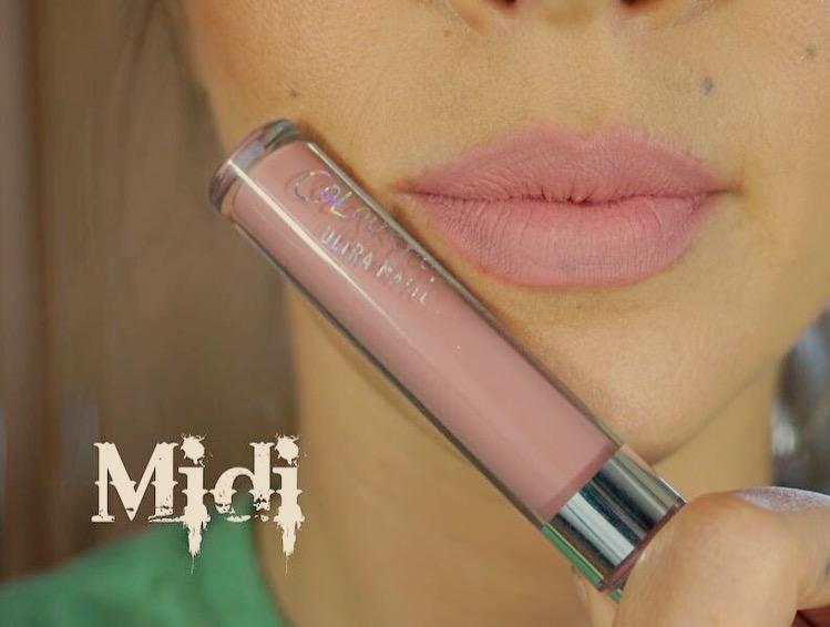 Colourpop Ultra Matte Liquid Lipstick in Midi