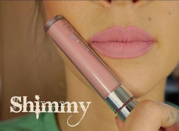 Colourpop Ultra Matte Liquid Lipstick  in Shimmy