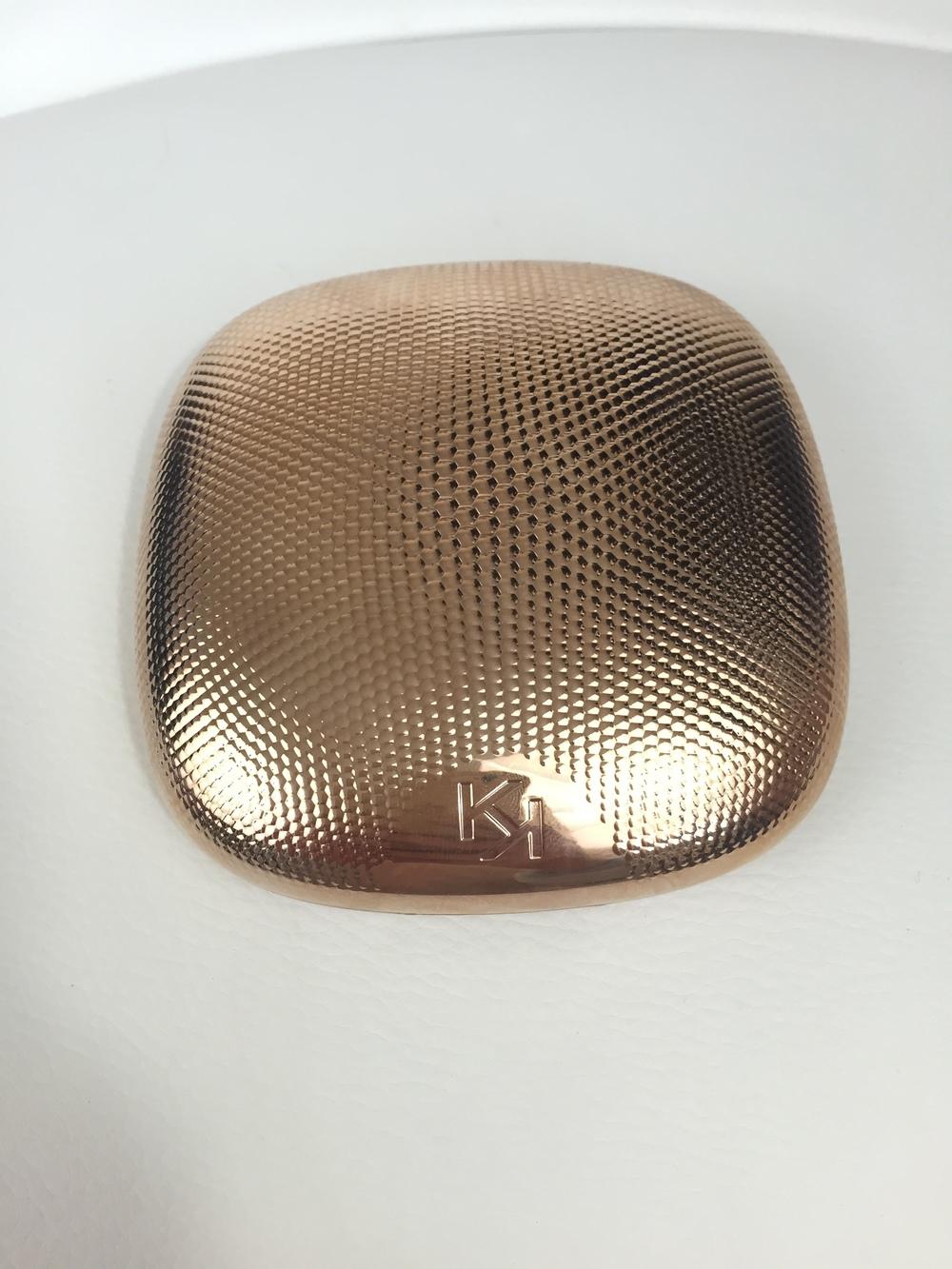 Kiko Milano Desert Dunes Baked Bronzer Case