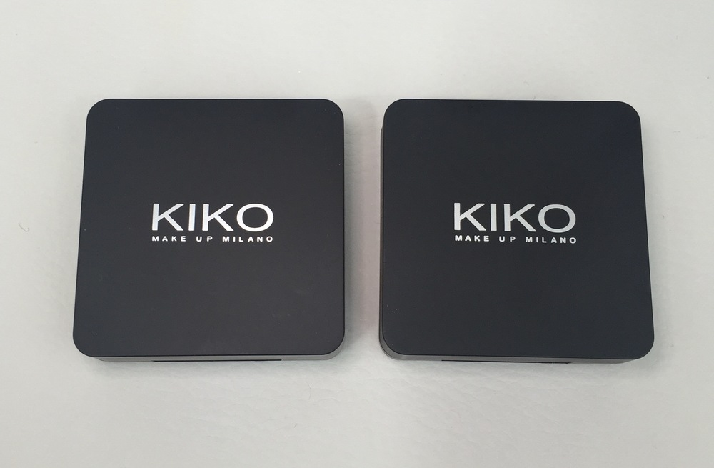 Kiko Water Eyeshadows