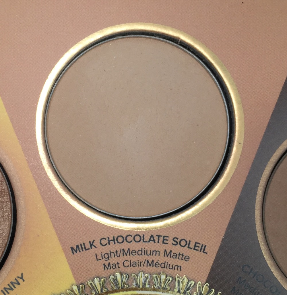 Too Faced The Little Black Book of Bronzers - Milk Chocolate Soleil