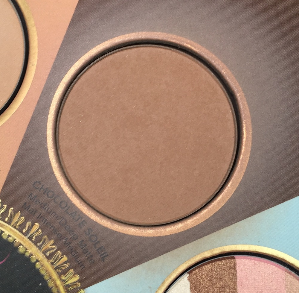 Too Faced The Little Black Book of Bronzers - Chocolate Soleil