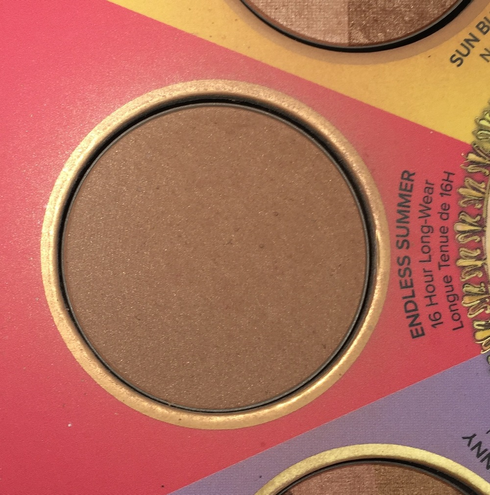 Too Faced The Little Black Book of Bronzers - Endless Summer